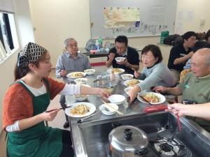 モンゴル料理教室 【2015】